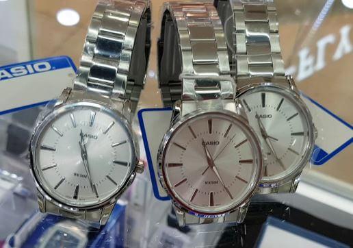 đồng hồ casio standard mtp-1303d-7a nhỏ xinh