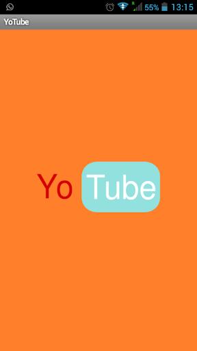 YoTube screenshot 1