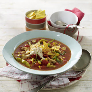 Spicy Tex-Mex Vegetable Soup