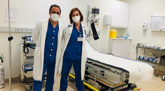 Urgencias de Vithas Almería, referente en la sanidad privada