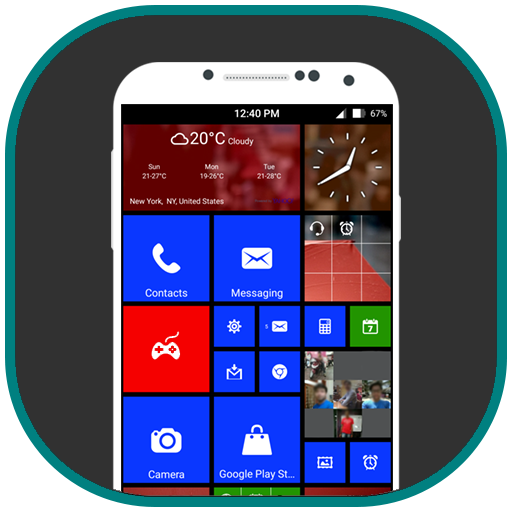Metro style.. file APK for Gaming PC/PS3/PS4 Smart TV