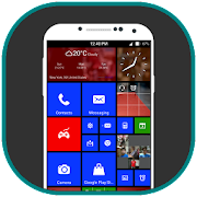 App Metro style launcher 8 theme - 2018 APK for Windows Phone