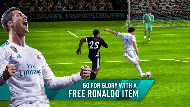 FIFA Soccer Mobile APK screenshot thumbnail 1