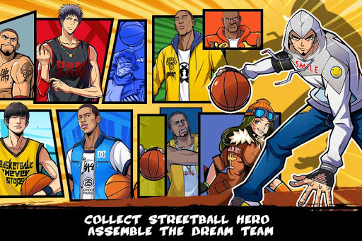 Streetball Hero - 2017 Finals MVP  screenshots 14