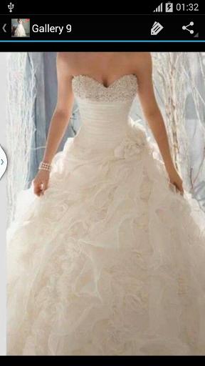 Wedding Gowns Design
