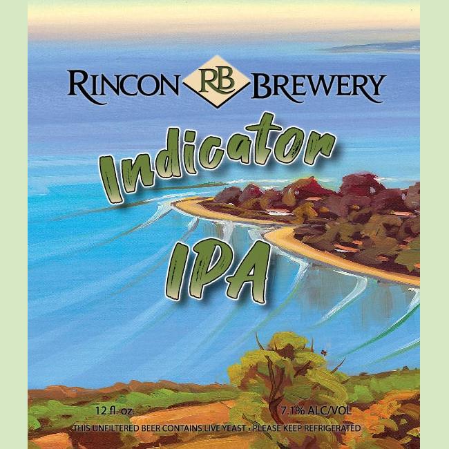 Logo of Rincon Indicator IPA
