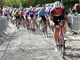 Sam Bennett (Bora-Hansgrohe) a devancé Edward Theuns (Trek-Segafredo) lors de la première étape du BinckBank Tour