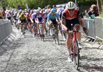 Oeps? Geert Bourgeois feliciteert de verkeerde landgenoot na triomf in de Tour