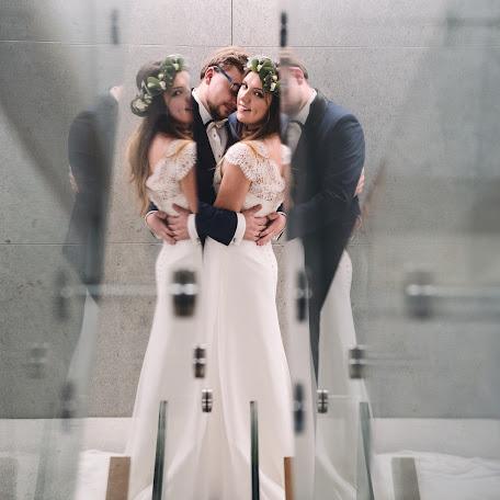 Wedding photographer Michal Szubert (Szubert). Photo of 29.10.2017