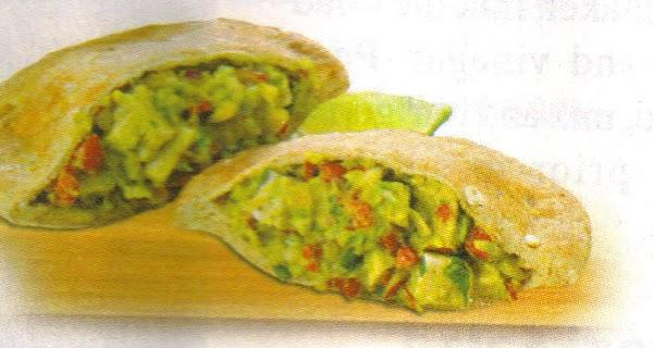 Guacamole Turkey Salad Recipe