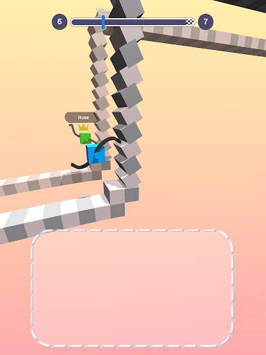 Draw Climber apktram screenshots 8