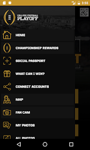 CFP Social Passport- screenshot thumbnail