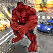Incredible Monster vs Spiderhero: City War