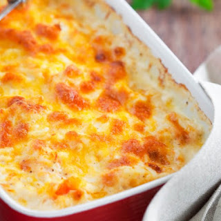 Baked Crab Casserole With Cheese Recipes