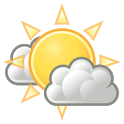 Weather notification icon