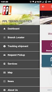 PPL Trans - náhled