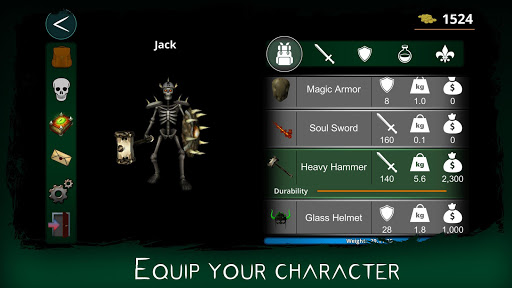 The Dark Book: RPG Offline 2.4.61 screenshots 2