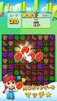 Sweet Road - クールなマッチ3ゲームのおすすめ画像4