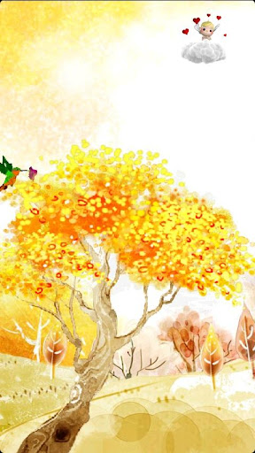 Cartoon Landscape Free LWP