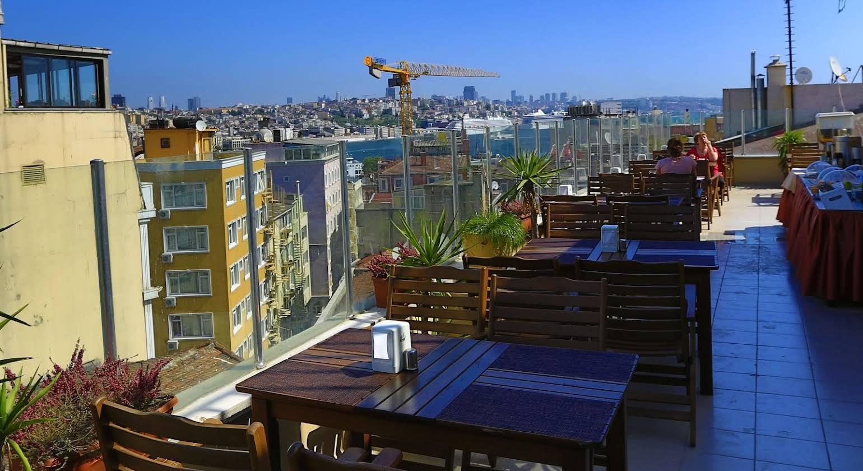 Kafkas Hotel Istanbul