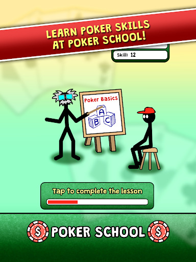 Stickman Poker Tycoon 1.3 screenshots 3