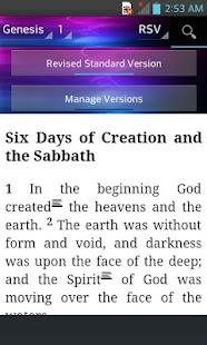 Bible RSV, Revised Standard Version (English) - náhled