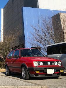 ゴルフ2 GTI16V 1989のカスタム事例画像 コバさんの2018年12月15日00:08の投稿