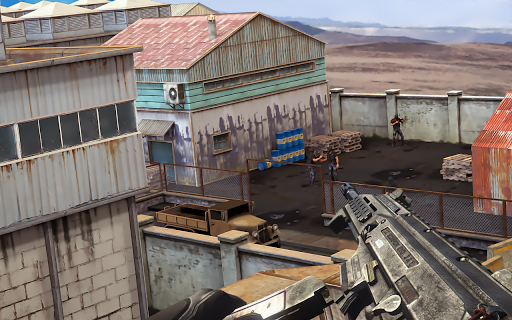 Télécharger Commando Sniper Duty- 3D Shot Master APK MOD (Astuce) screenshots 3