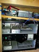 Photo: Top L -> Bottom R - Jacobs Box, 222 DEMI, 1.2G amp, 2.3G DEMI, 3.4G DEMI, 902 amp, switching and metering, 902 DEMI, 1.2G DEMI