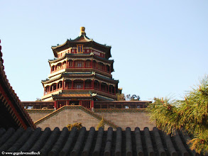 Photo: #009-Le Palais d'Eté à Pékin