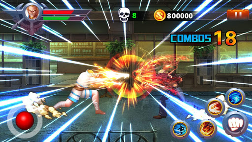 Street fighting3 king fighters  screenshots 2