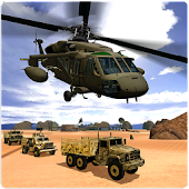 Mount Helicopter Combat 3D