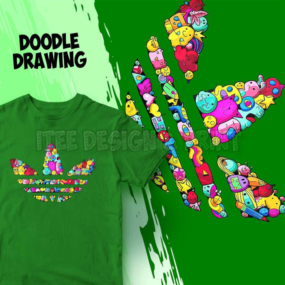 Doodle Drawing Art 21
