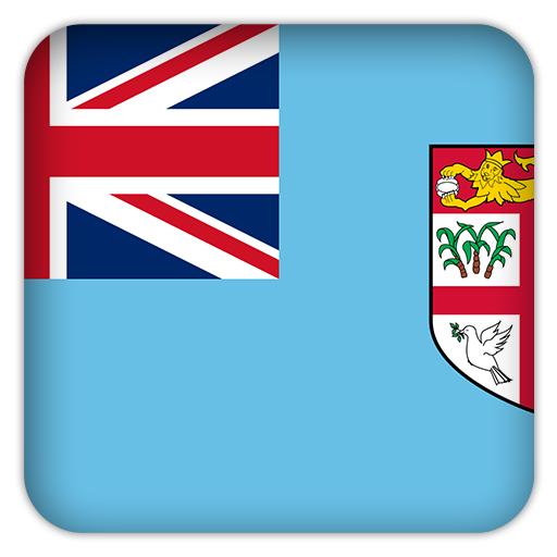 Selfie with Fiji flag 娛樂 App LOGO-硬是要APP