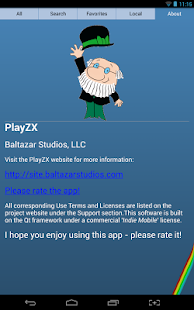 PlayZX- screenshot thumbnail