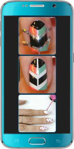 Unique Nails Step by Step