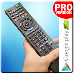 tv remote for sony Icon