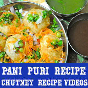 Pani puri recipe video appchutney making recipe 10 latest apk pani puri recipe video appchutney making recipe apk download for android forumfinder Image collections