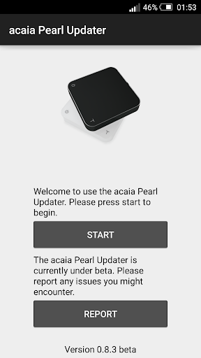 Pearl Updater 0.9.1 screenshots 1