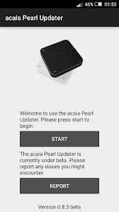 Pearl Updater screenshot