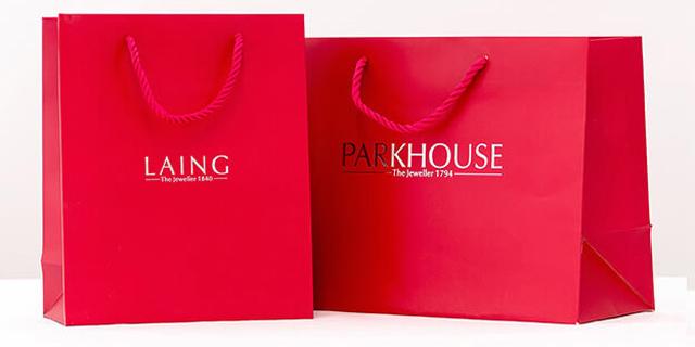 Túi giấy tăng nhận diện thương hiệu