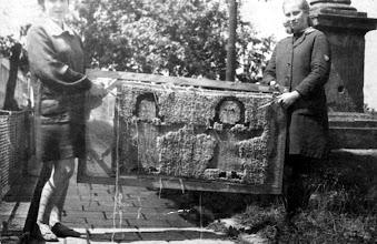 Photo: Czerwiec 1969 - pierwsza tkanina w I klasie