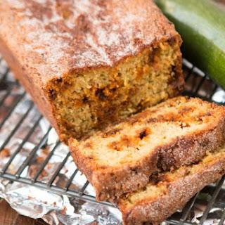 Snickerdoodle Zucchini Bread