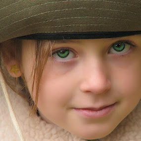 Sea of Green by Sandy Considine - Babies & Children Child Portraits