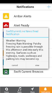 SwiftCurrentLive- screenshot thumbnail