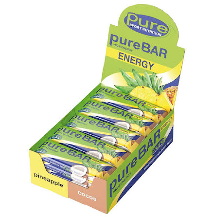 pure BAR ENERGY - 100% VEGAN