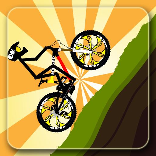 バイクはヒルを登ります 動作 App LOGO-硬是要APP