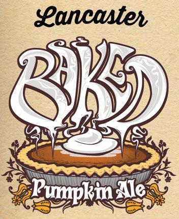 Logo of Lancaster Baked Pumpkin Ale
