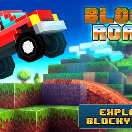 Blocky Roads v1.3.0 [Mod Money/Unlocked]