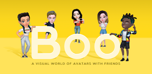 Boo - 3D Avatar & AR Chat - Apps on Google Play